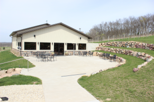 Madison County Winery is located in St. Charles, Iowa.