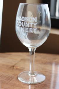 Madison County Winery hopes to expand its operation in the future to include sparkling wines.